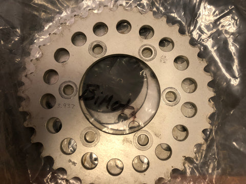 Bimota Rear Wheel Sprocket, R-36