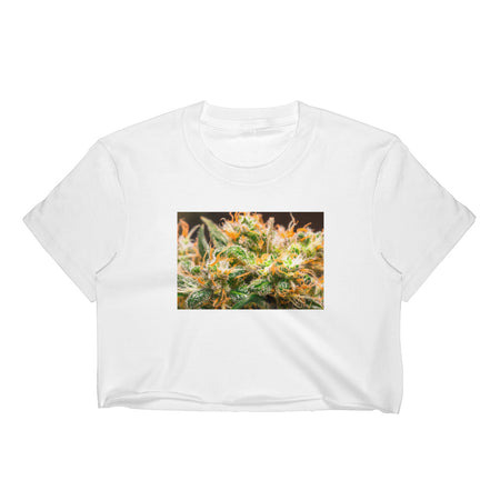 """The Dankest"" Women's Crop Top"