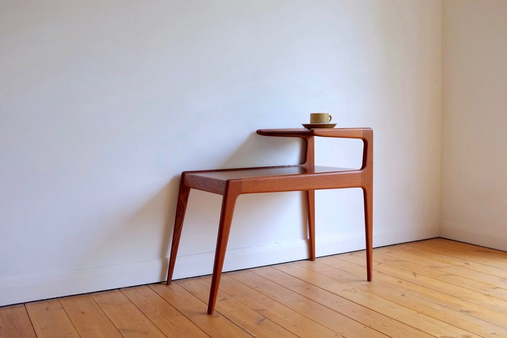 Kurt Ostervig teak side table