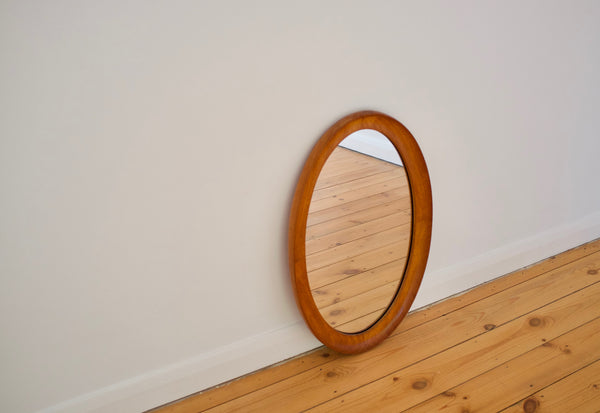 Danish wall mirror