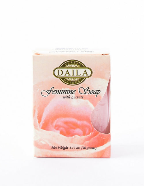 Feminine Soap with Lactate