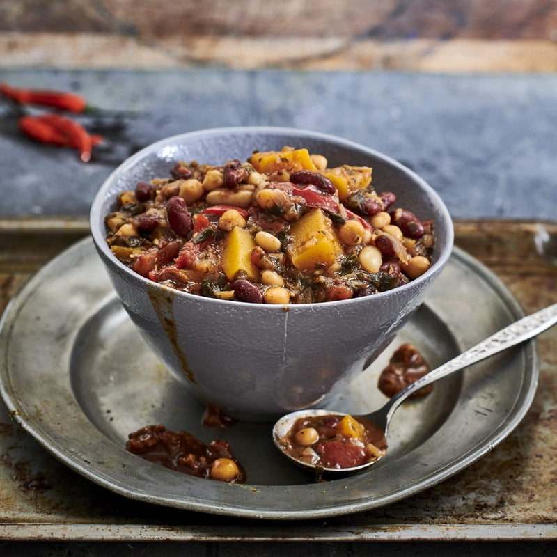Mixed Bean Tagine (V+)