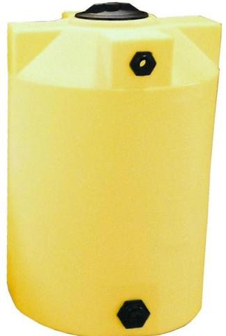 100 Gallon Crosslinked Chemical Storage Container - Water Container Store