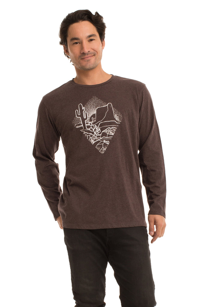 Desertscape Classic Long Sleeve Tee