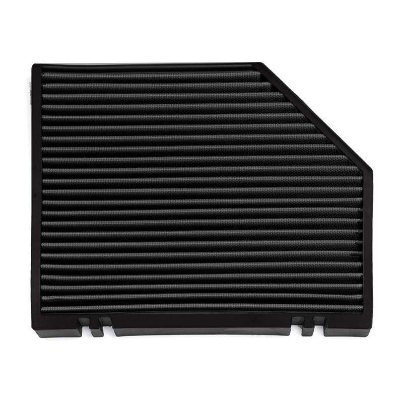 Black High Flow OE Style DropIn Panel Cabin Air Filter For Audi A4/Porsche Macan-Interior-BuildFastCar