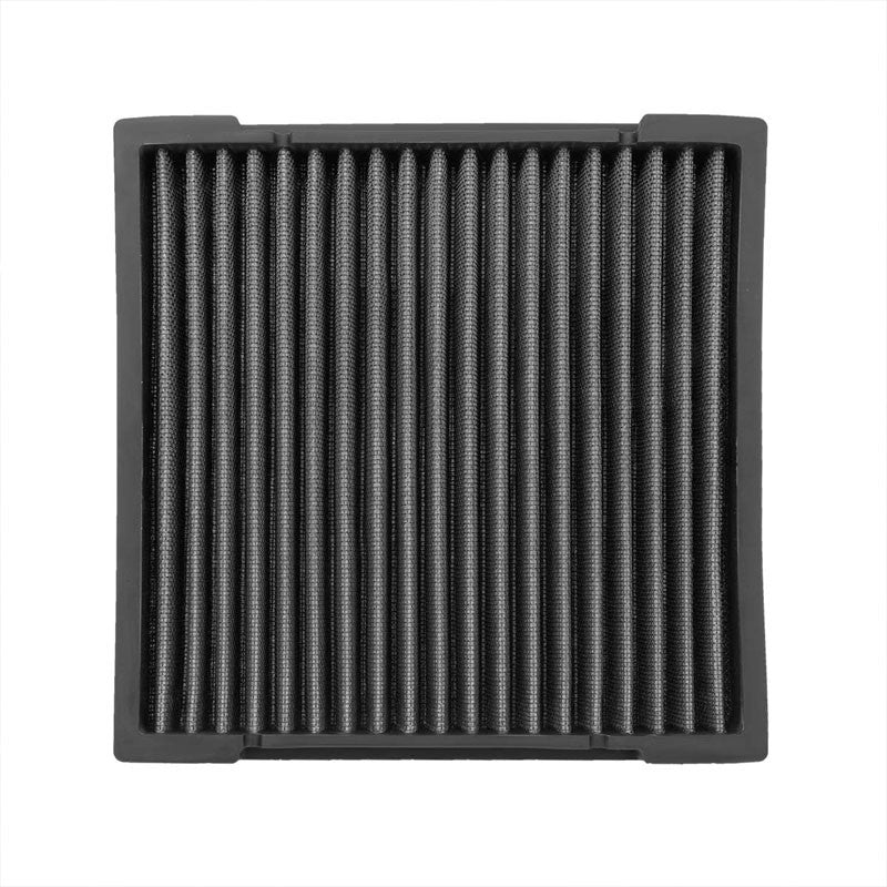Black High Flow OE Style Drop-In Panel Cabin Air Filter For 16-18 Honda Civic-Performance-BuildFastCar