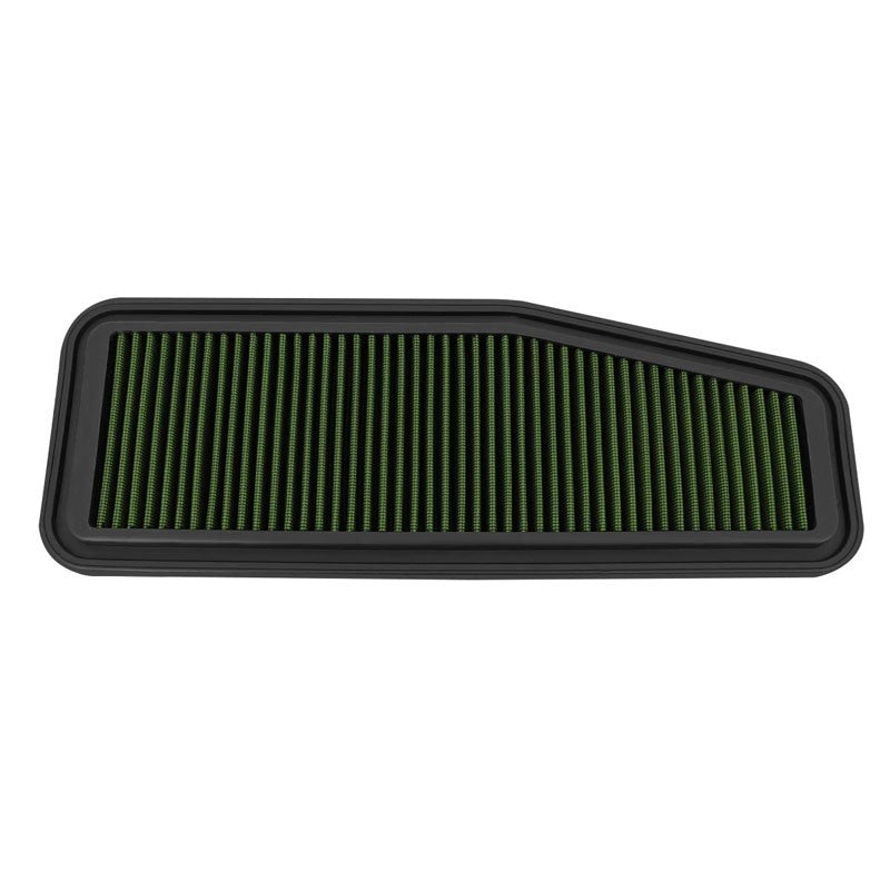 Green Cotton OE Style Drop-In Panel Air Filter For 01-05 Toyota Rav4 2.0L/2.4L-Performance-BuildFastCar