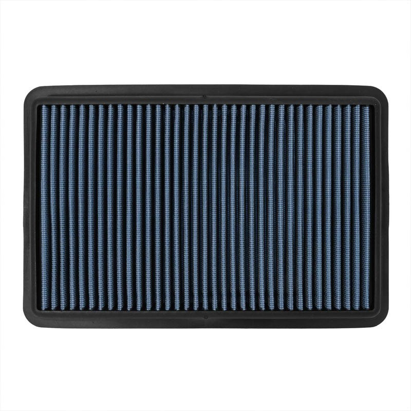 Blue Cotton OE Style Drop-In Panel Air Filter For 12-18 Mazda 3 2.0L/2.3L/2.5L-Filter-BuildFastCar-BFC-AIRFILPAN-184-BL