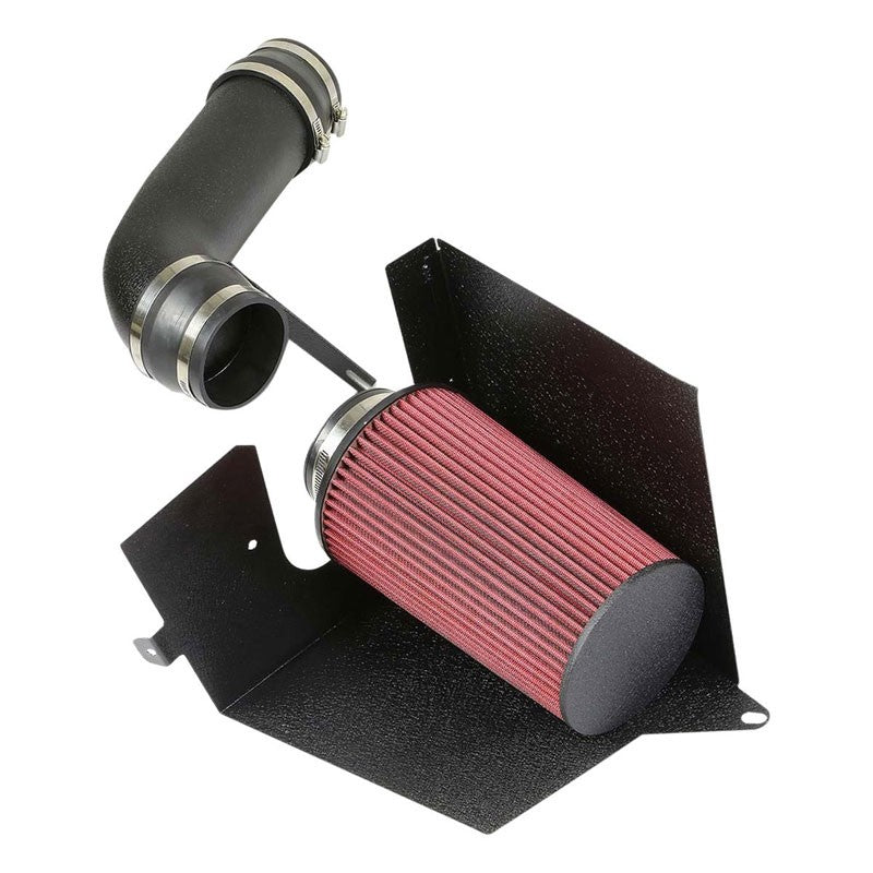 Cold Air Intake Kit Black Pipe+Heat Shield For Chevy/GMC 96-00 C/K-Series/Tahoe-Performance-BuildFastCar