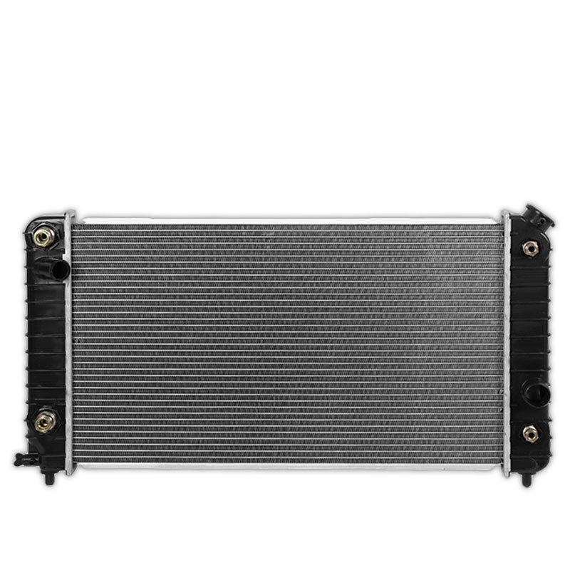 1-Row OE Style Direct Replacement Aluminum Radiator For 94-95 Chevrolet S10 4.3L-Cooling Systems-BuildFastCar-BFC-RADOE-1533