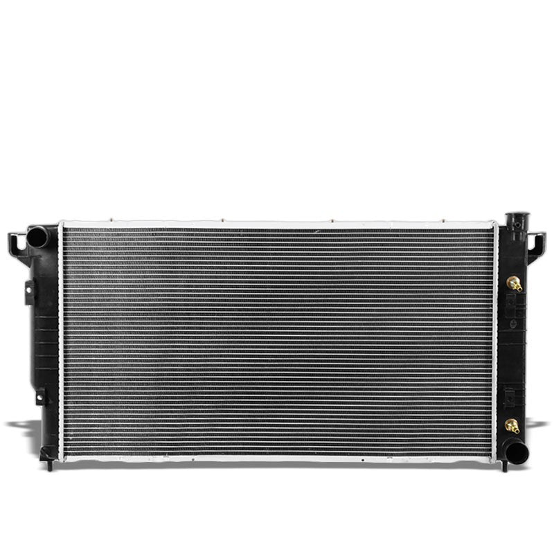 2Row OE Style Direct Replacement Aluminum Radiator For 94-02 Dodge RAM 2500 3500-Cooling Systems-BuildFastCar-BFC-RADOE-1555
