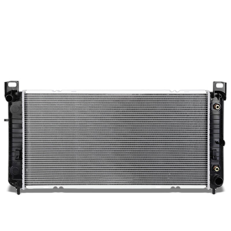 1-Row OE Style Direct Replacement Aluminum Radiator For 99-13 GMC Sierra 1500-Cooling Systems-BuildFastCar-BFC-RADOE-2423