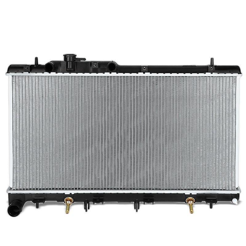 1-Row OE Style Direct Replacement Aluminum Radiator For 01-04 Subaru Outback 3.0-Cooling Systems-BuildFastCar-BFC-RADOE-2465
