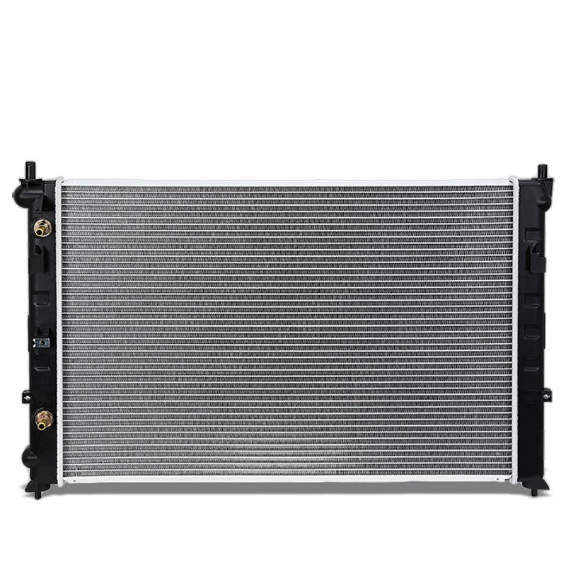 1-Row OE Style Direct Replacement Aluminum Radiator For 02-06 Mazda MPV 3.0L-Cooling Systems-BuildFastCar-BFC-RADOE-2768