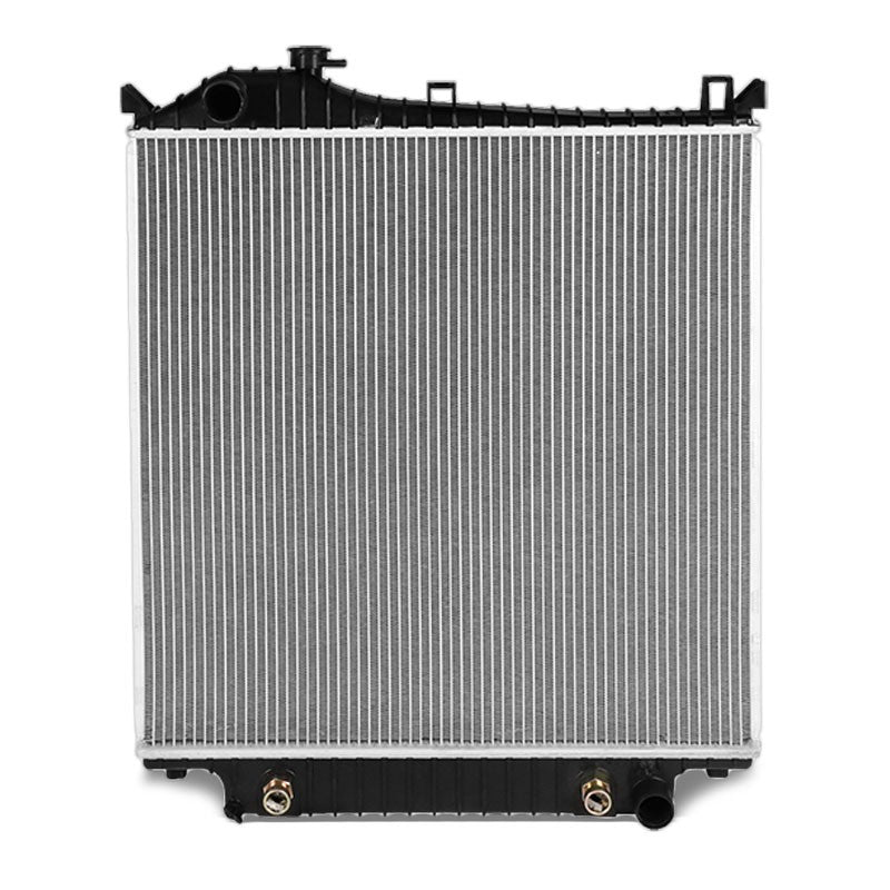 2-Row OE Style Direct Replacement Aluminum Radiator For 06 Ford Explorer 4.0/4.6-Cooling Systems-BuildFastCar-BFC-RADOE-2816