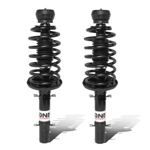 Front OE Style Struts Shock Coil Springs Assembly Kit For 98-10 VW Beetle-Shock Absorbers Parts-BuildFastCar