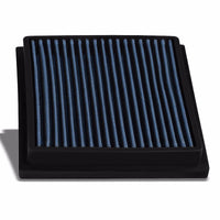 Reusable Blue High Flow Drop-In Panel Air Filter For Toyota 10-15 Prius 1.8L-Performance-BuildFastCar