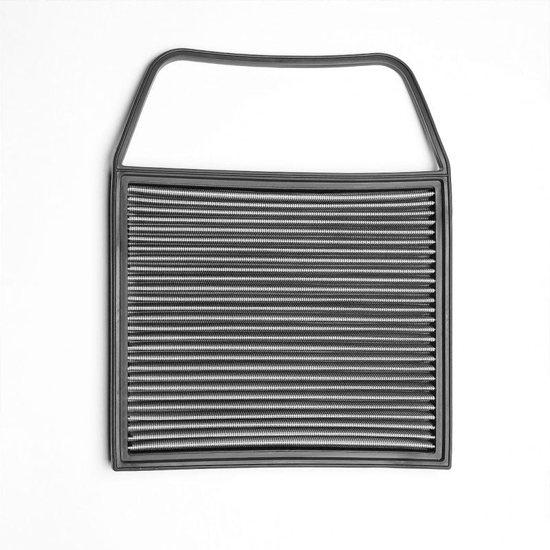 Silver High Flow Washable/Reuse Drop-In Panel Air Filter For 11-13 BMW 335is 3.0-Performance-BuildFastCar