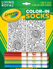 Color-in Candy Lane Ankle Socks