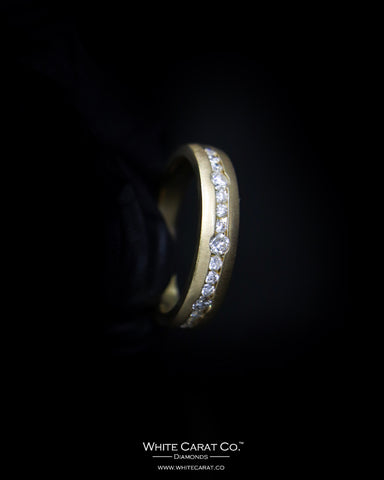 0.53 CT. Exclusive Diamond Men's Ring in 14K Gold