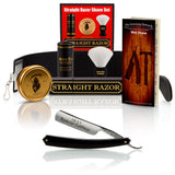 "Thiers-Issard Special Coiffeur 5/8"" Round Point with Luxury Shave Set"