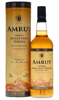 Amrut Cask Strength Single Malt Whisky 700ml