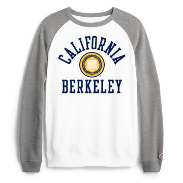 UC Berkeley Cal League Women's Sweatshirt-Gray