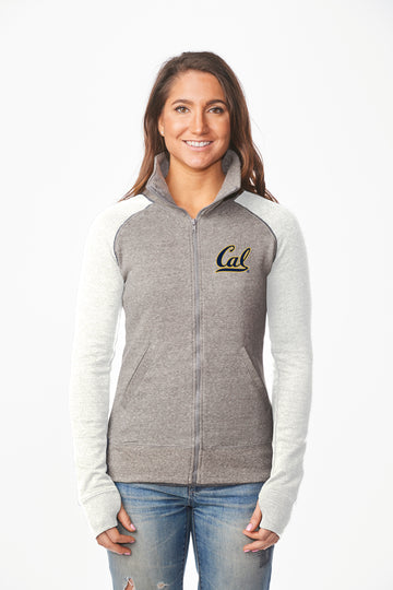 UC Berkeley Cal Embroidered Womens's Sweatshirt