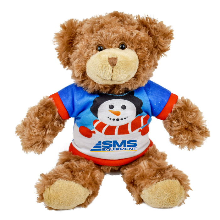Roary Bear w/Sublimation Printing