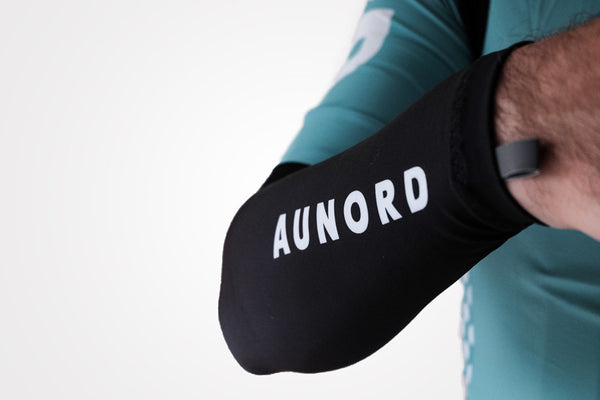 Aunord cycling armwarmers winter arm warmers cyclingkit vélo velo vetement vêtement