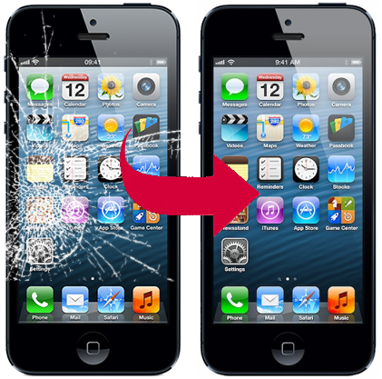 iPhone 5 Screen Repair
