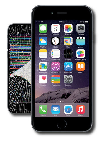 iPhone 6 Screen Repair (Glass Only)