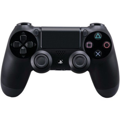 PS4 DualShock 4 Wireless Controller (Jet Black)