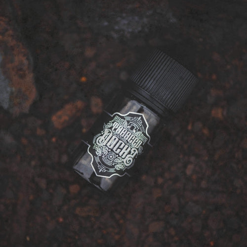 Tobacco Docks - Ice Tobacco Silver 25ML 0MG-Prohibition Vapes