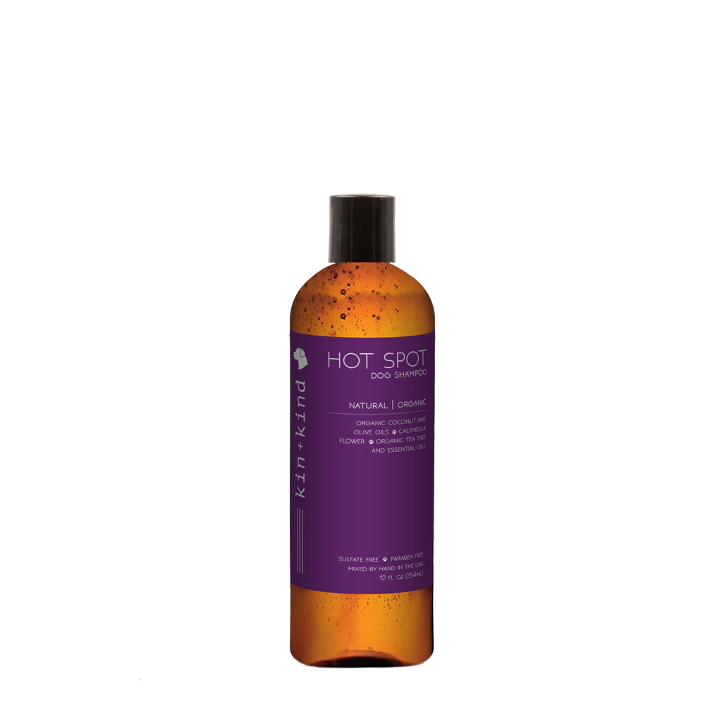 Kin+Kind Hot Spot Shampoo for Dogs