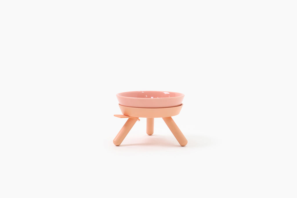 Oreo Table in Pink