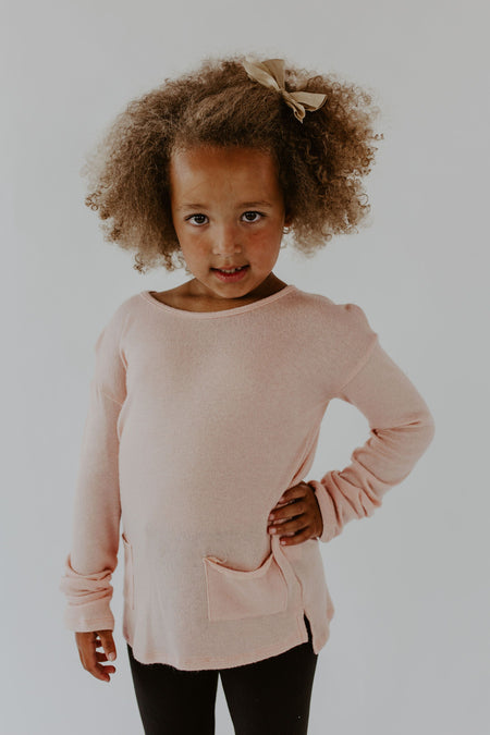 Emmy Jumper in Mauve
