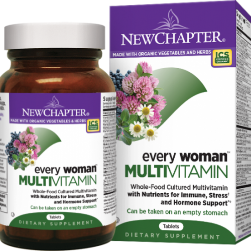 New Chapter Every Woman™ Multivitamin, 72 tablets