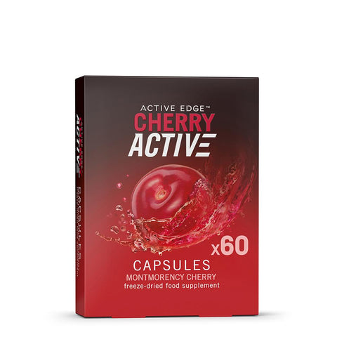 CherryActive Capsules 60s - LGC Certified (NEW PACKAGING)
