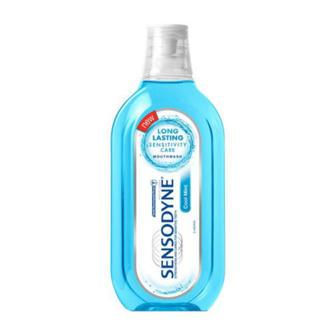 Sensodyne Mouthwash Cool Mint, 500ml