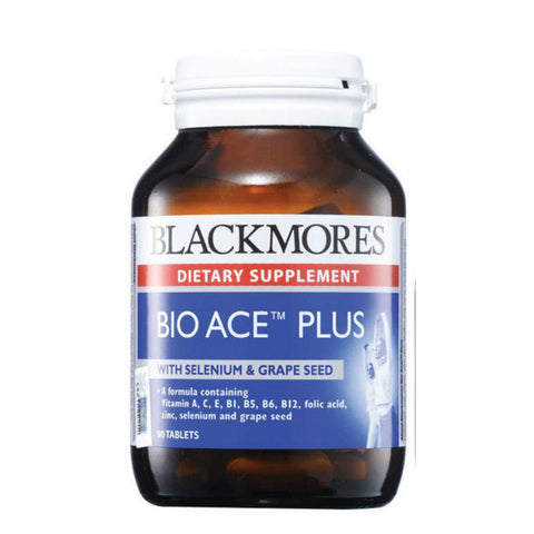Blackmores Bio Ace Plus, 90s