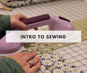 Intro to Sewing class - July 11th - Weeknight