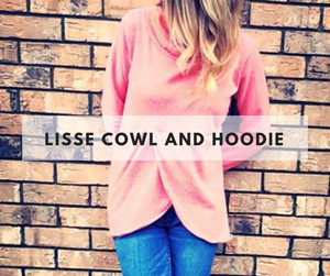 Lisse Cowl and Hoodie Class - May 4th - Weekend
