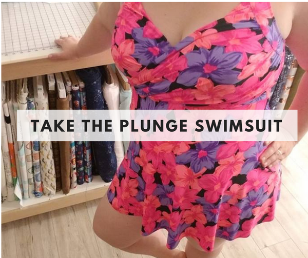 Take the plunge Swimsuit - June 9th - Weekend