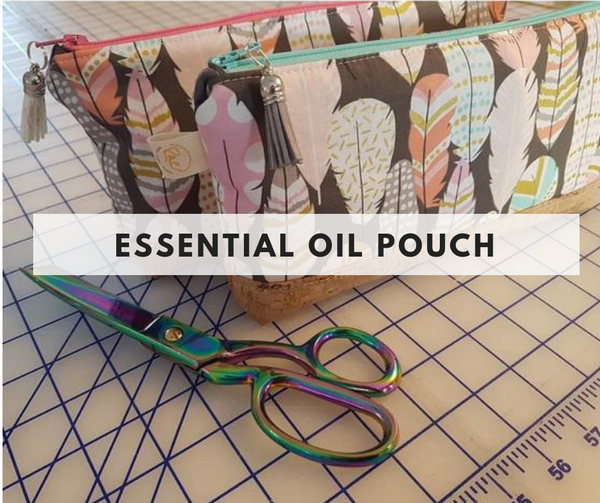 Perfect Essential Oil Pouch - July 31st - Weeknight