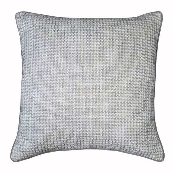 Graham Pewter Pillow by Peacock Alley | Fig Linens