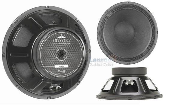 "Eminence DELTA-12A 12"" mid-bass Speaker 8-Ohms"