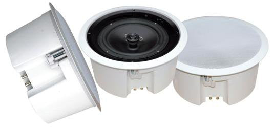 Pyle PDPC6T In-Ceiling Enclosed Speaker System w/ 70V Transformer ( single )