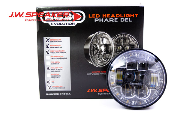 JW Speaker 8630 Evolution Headlights (5.75