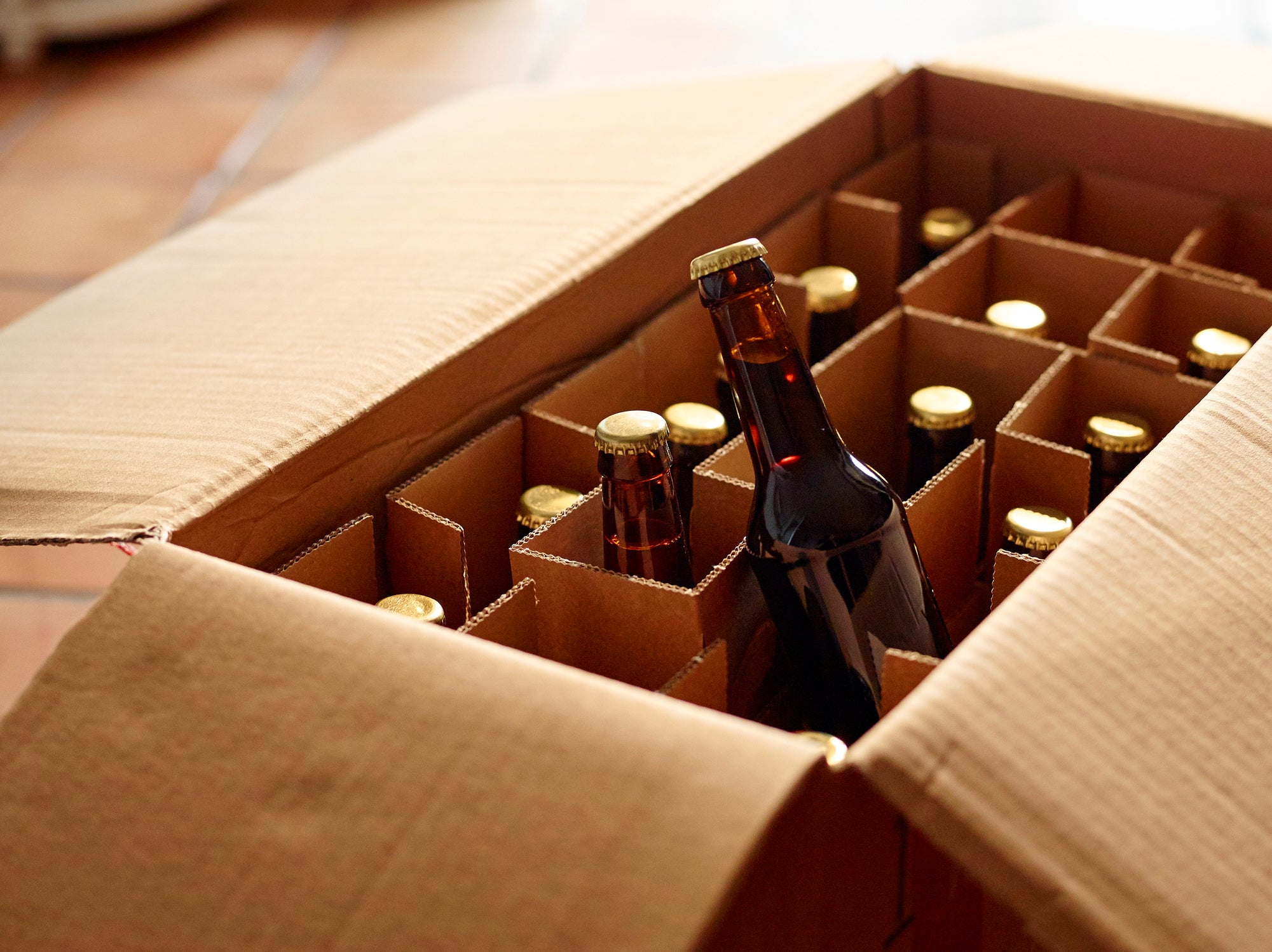 Same Day Alcohol Delivery San Francisco